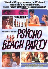 psycho-beach-party-affiche