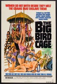 big-bird-cage-affiche