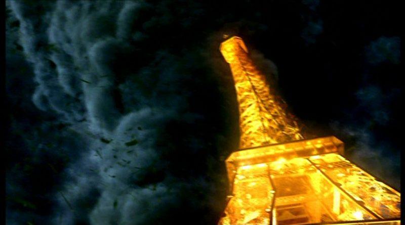 Cyclone Catégorie 7 : Tempête mondiale – Dick Lowry