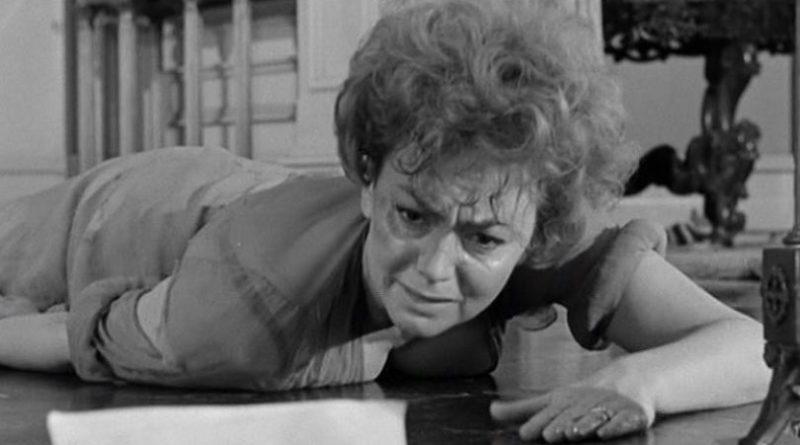 Une femme dans une cage – Walter Grauman