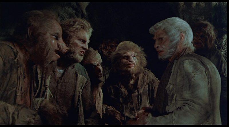 L'Île du docteur Moreau – Don Taylor