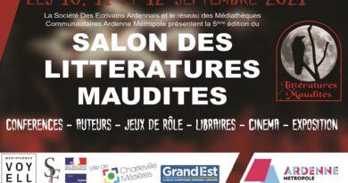 5ème Salon des Littératures Maudites